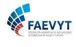 FAEVYT-Federación Argentina de asociaciones de empresas de viajes y turismo
